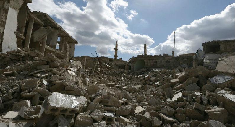 Les services de renseignement israéliens cherchent un nouveau nom  pour designer ce territoire: Syrie ou Sham ?