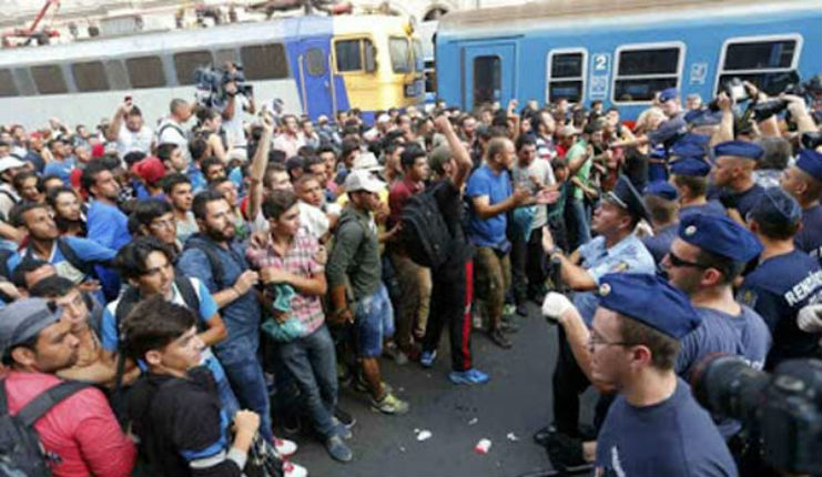 Les Syriens arrivent, les Juifs partent, et le boycott continue ! Par Shmuel Trigano