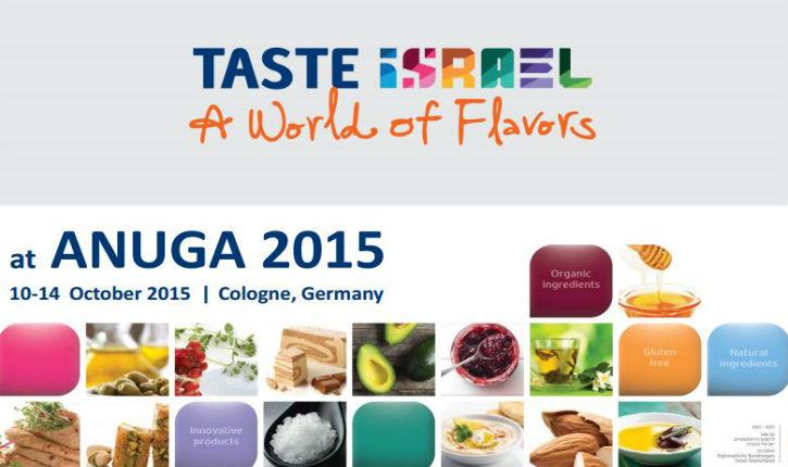Israël au Salon  agroalimentaire  Anuga 2015 en Allemagne
