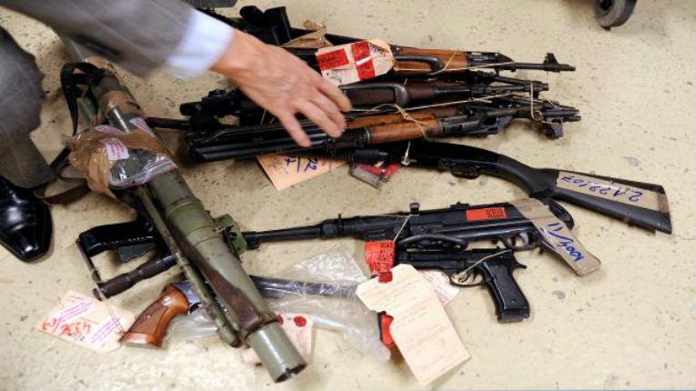 Terrorisme, Seine-Saint-Denis (93) : Perquisitions, saisie de 35 kg de drogues, d'armes et d'explosifs