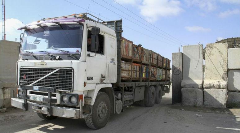 Une cargaison de 15 tonnes d'explosifs destinée à la bande de Gaza interceptée