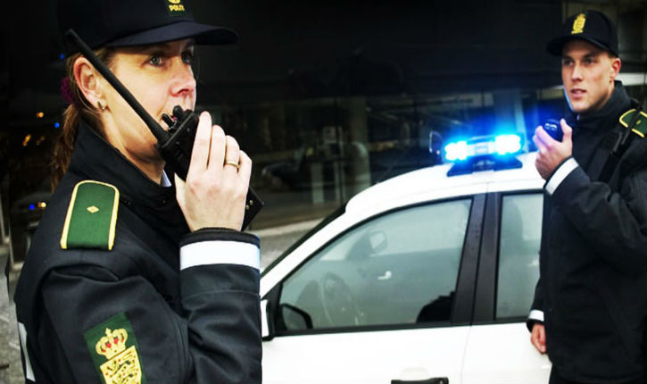 Un policier danois poignardé par un clandestin palestinien