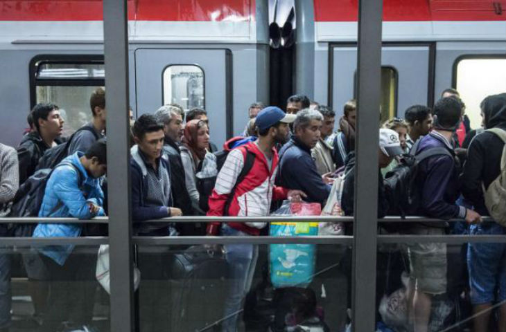 «Les migrants prennent le train Italie-France sans billet et sans contrôle, comme pour leur faciliter le trajet» (Vidéo)