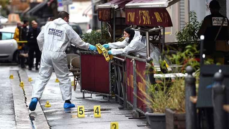Marseille: Une fusillade fait un mort et cinq blessés dans le centre ville