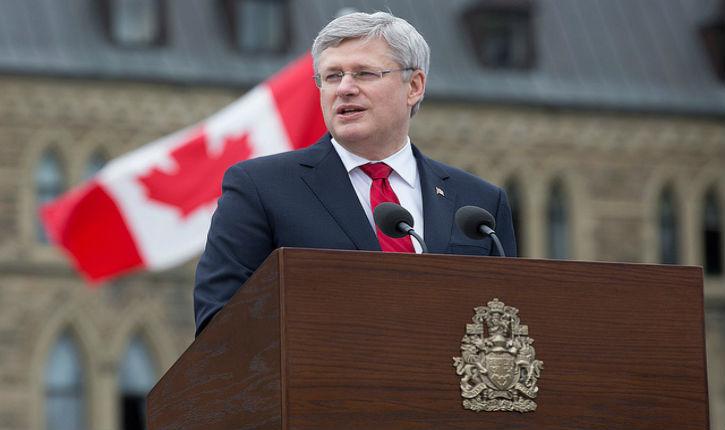 L'ancien premier ministre canadien, Stephen Harper appuie la décision de Donald Trump de quitter l'accord sur le nucléaire iranien