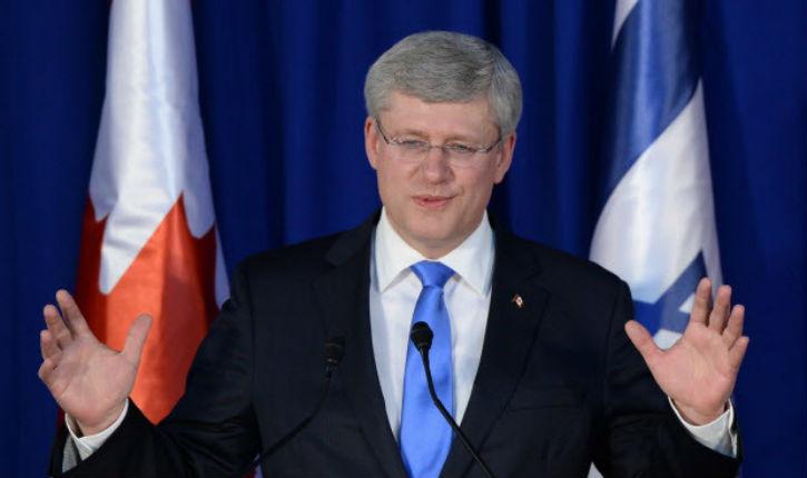 L'Association des Amitiés Québec-Israëlen soutien à M. Stephen Harper