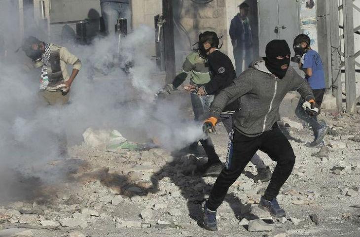 Jérusalem: Violents affrontements sur le Mont du Temple au début de fêtes juives