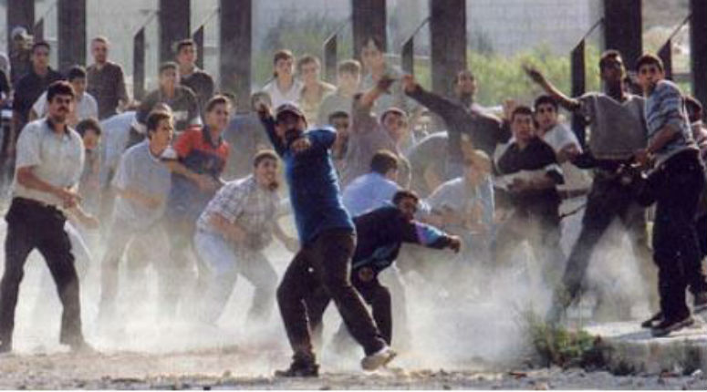 L'Intifada des nations pour détruire Israël. Par Sammy Ghozlan