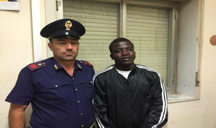 Un clandestin massacre un couple en Italie