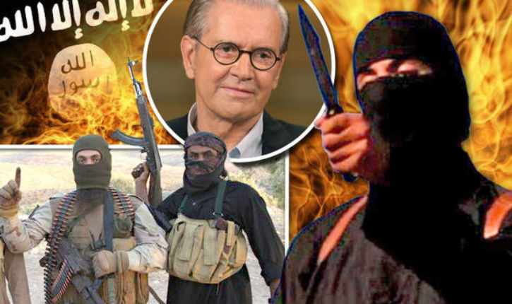 Un journaliste infiltré: «L'Etat Islamique n'a pas peur d'utiliser des armes nucléaires»