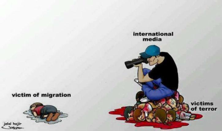 Petit syrien noyé  : la propagande s'est emballée