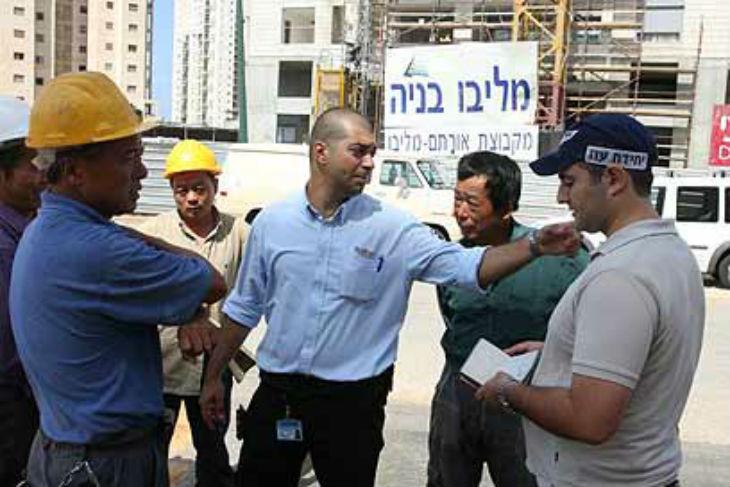 Israël veut embaucher 20.000 travailleurs chinois pour faire baisser les prix de l'immobilier