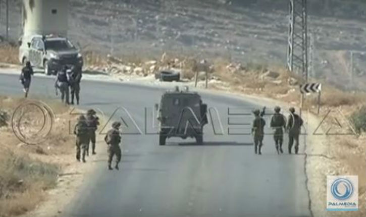 [Vidéo] Selon l'AFP, des Journalistes de l'agence chahutés par des soldats israéliens en Judée Samarie