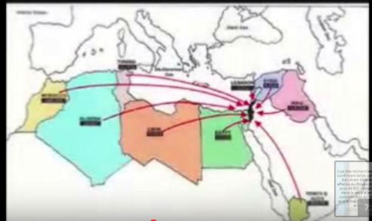 Histoire : immigration musulmane en Palestine