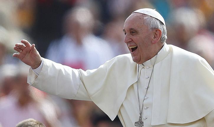 Le Pape François, cible de l'Etat Islamique par l'infiltration de réfugiés jihadistes