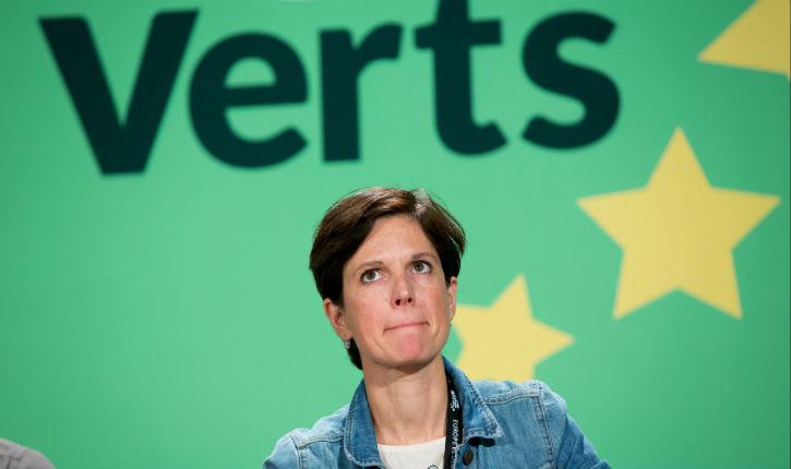 La porte-parole d'EELV veut accueillir un migrant chez elle