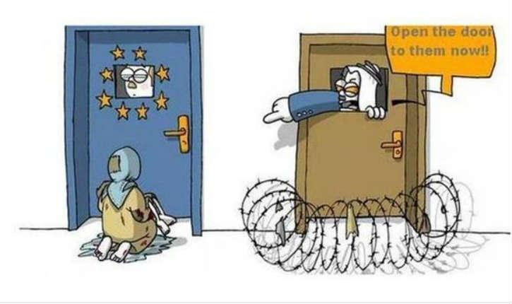 Pourquoi Les États du Golfe et l'Arabie n'accueillent-ils pas de réfugiés ?