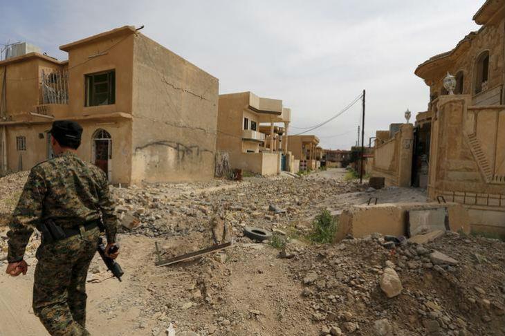 Irak: Les milices chiites se vengent de l'État islamique en détruisant des maisons sunnites