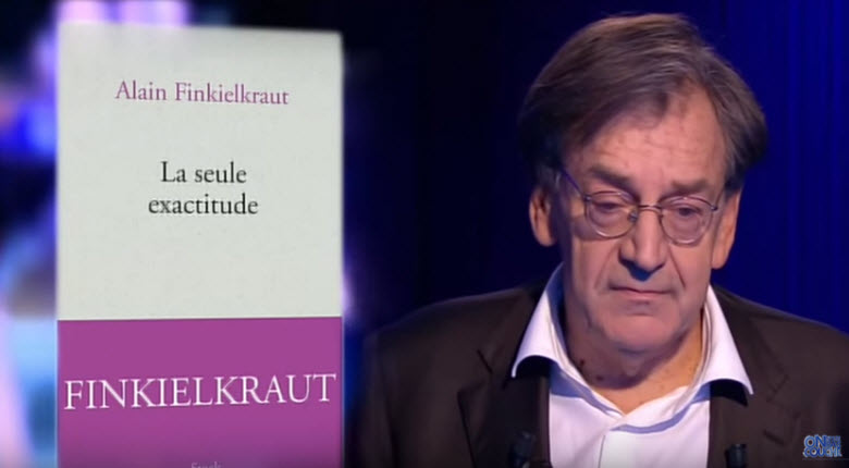 Alain Finkielkraut : « Il y a un niveau de francophobie aujourd'hui en France qui n'avait pas d'équivalent avant. »