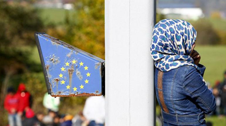 L'Autriche submergée de migrants veut fermer sa frontière avec la Slovénie