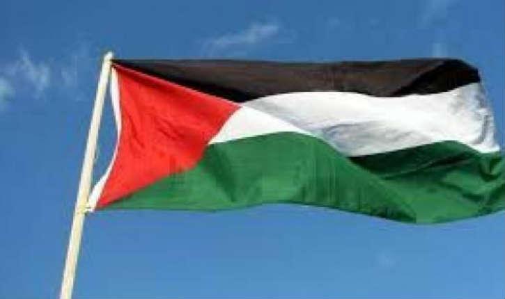 Tremblay-en-France: A l'heure où le terrorisme islamiste tue en Israël, le député-maire montre son soutien en hissant le drapeau palestinien