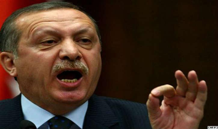 L'islamiste Erdogan déclare : «Jérusalem est notre ville»