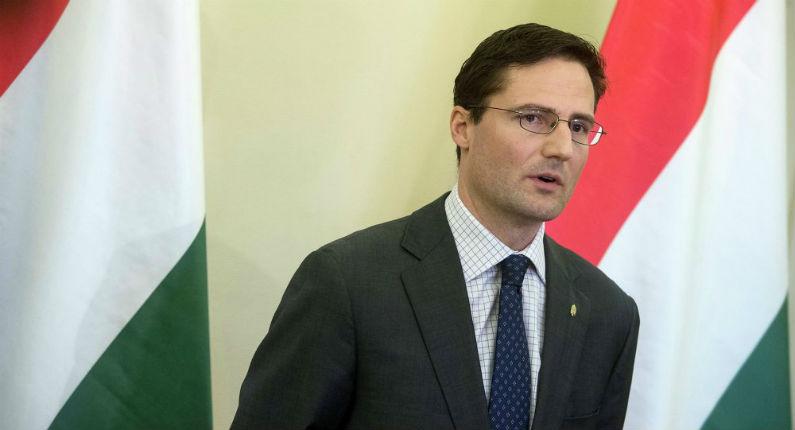 Le vice-président du Parlement hongrois «Une troisième Guerre mondiale risque d'éclater en Europe. La politique migratoire de l'Europe mènera cette dernière vers sa destruction»