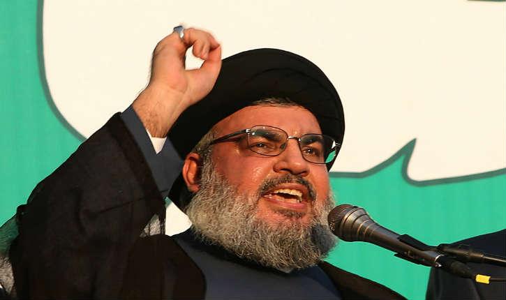 Le chef du Hezbollah, Nasrallah, exhorte les Juifs à quitter la « Palestine occupée »