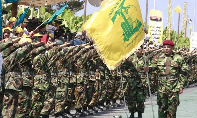 Le secrétaire général adjoint du Hezbollah à la Conférence de Beyrouth pour la Palestine à laquelle participait BDS : «Notre objectif est d'éliminer Israël»