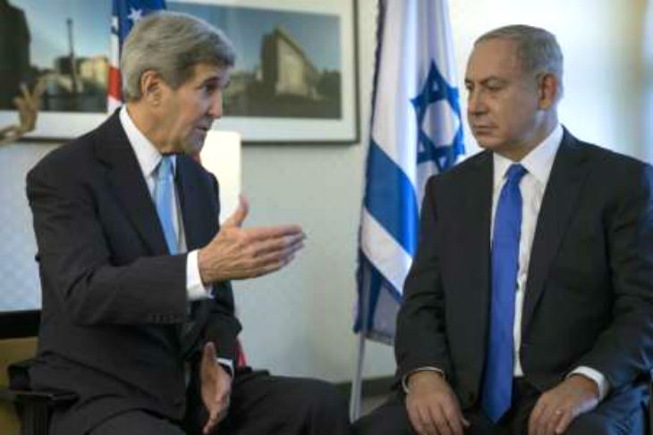 Washington somme Netanyahou de cesser la «rhétorique incendiaire» mais ne condamne pas l'incitation à la haine d'Abbas