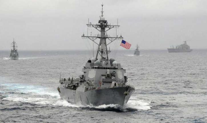 La chine voit rouge, le navire de guerre américain USS Lassen, s'est approché des îles artificielles