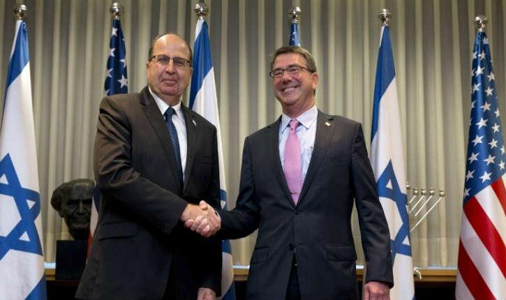 Le secrétaire américain à la Défense Ashton Carter: «priorité absolue pour la sécurité d'Israël et sa supériorité militaire»