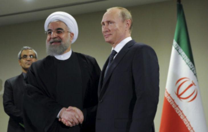 Syrie: Les frappes russes bientôt suivies par une offensive terrestre de l'armée syrienne aidée par le Hezbollah et l'Iran