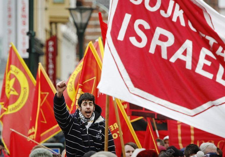 """Suède : Manifestations à Malmö aux cris de """"Massacrer les juifs"""""""