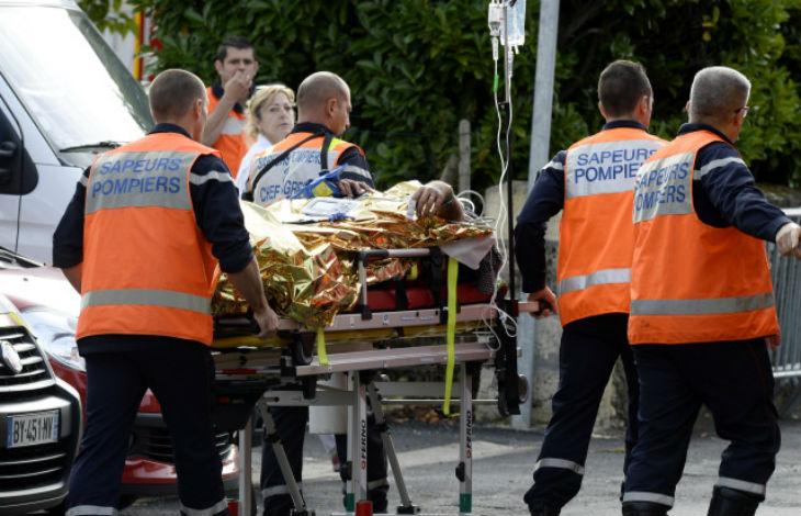 Au moins 42 morts dans un accident de la route en France