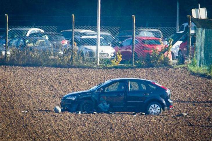 Belgique: Attaque terroriste d'une caserne à la voiture bélier, l'assaillant interpellé !