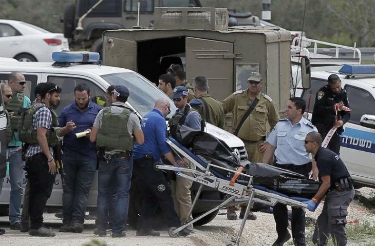 Judée Samarie: un djihadiste arabe poignarde un israélien avant d'être abattu près d'Hébron
