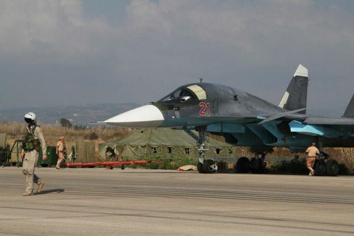 Les rebelles syriens demandent aux Etats-Unis des missiles antiaériens pour lutter contre les Russes