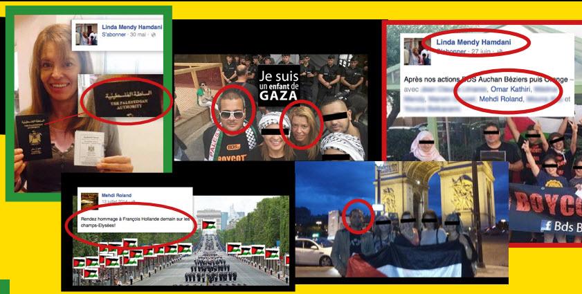 islamiste, antisémite, pro-palestiniens