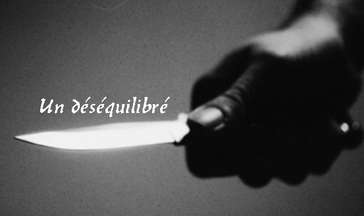 Corbeil-Essonne: Il se jette sur une policière avec un couteau, elle le tue