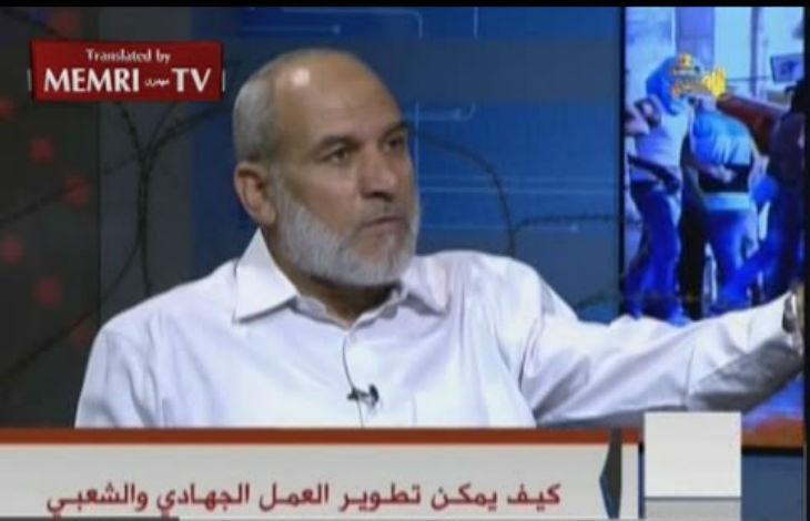 Le doyen de l'université coraniques de Gaza approuve le meurtre de femmes et d'enfants juifs