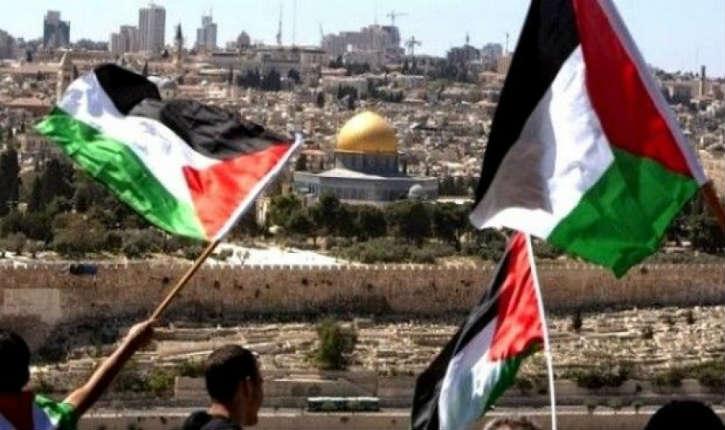 Jérusalem: Mahmoud Abbas veut hisser le drapeau palestinien sur la mosquée Al-Aqsa et l'église du Saint-Sépulcre