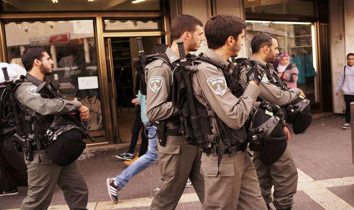 Jérusalem: une terroriste a tenté de poignarder des gardes frontières à la Porte de Damas