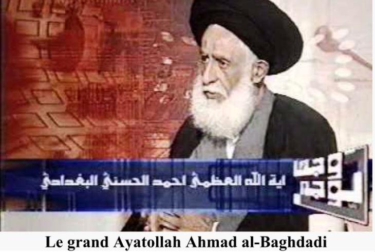 Le Grand Ayatollah irakien explique ce qu'est l'Islam « soit ils se convertissent à l'islam, soit nous les combattons, violons leurs femmes et détruisons leurs églises : c'est cela l'Islam »