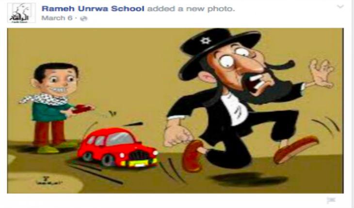 Enquête: 22 salariés de l'agence onusienne UNRWA ont tenu des propos antisémites et d'incitation au meurtre de Juifs