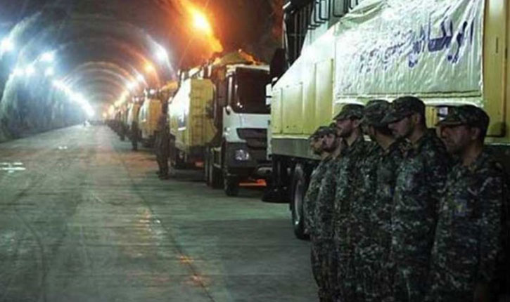 L'Iran avance ses pions et débarque 3000 hommes au nord d'Israel