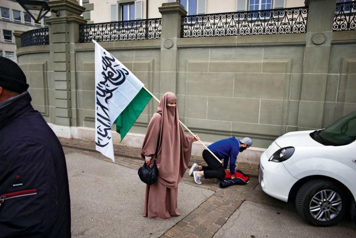 Suisse: L'islam radical se développe à Genève «La radicalisation rampante est en marche.»