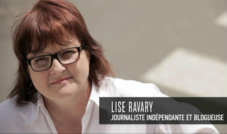Québec : Ne plus écrire sur Israël par Lise Ravary