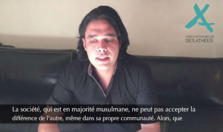 [Vidéo] Waleed Al-Husseini : être athée dans un pays musulman
