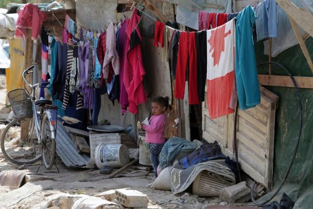 Le Canada accueillera 10 000 réfugiés syriens d'ici 1er janvier